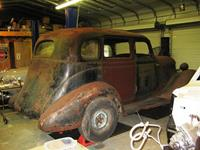 Click to view album: Album 12 - Mike Turman's new project car
